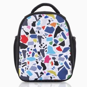 French Bull Lunch Bag NWT Terrazzo Sling Strap
